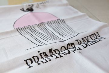 Picture of Primrose Bakery Tea Towel