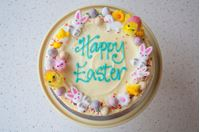 Picture of Easter Theme Celebration Cake