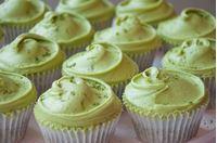Picture of Matcha Green Tea Cupcake