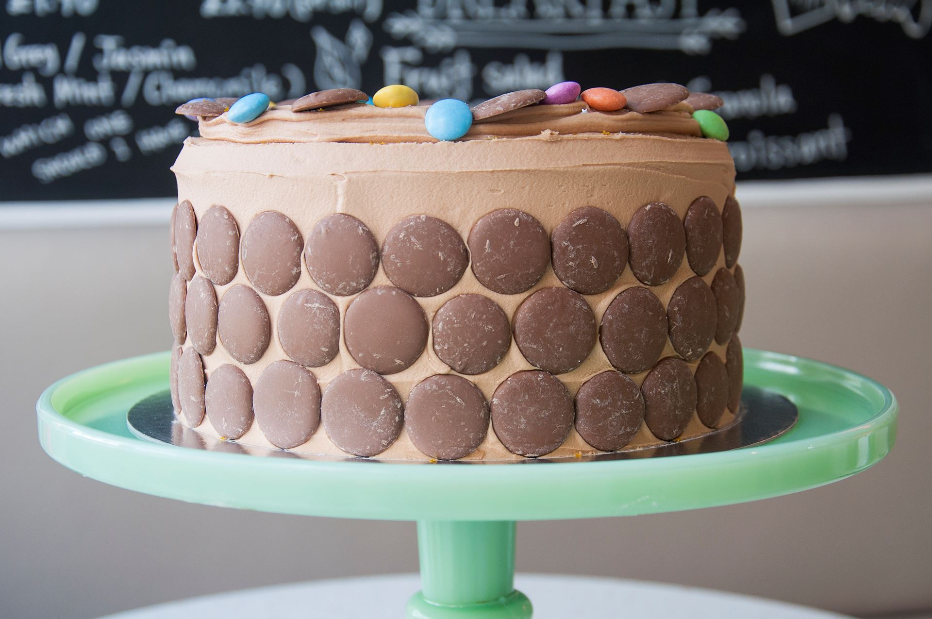Milk Chocolate Celebration Cake