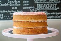 Picture of Strawberry Milkshake Layer Cake