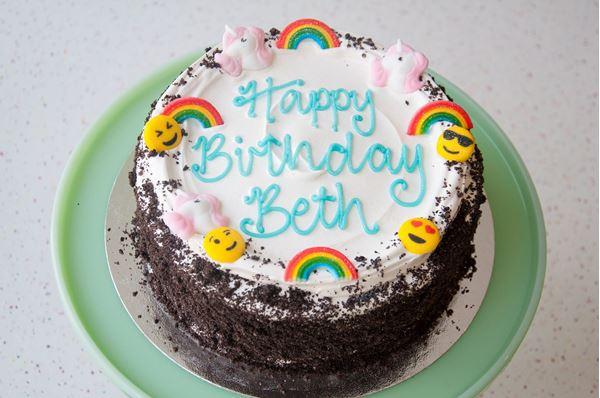 Picture Of Oreo Celebration Cake