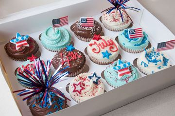 Picture of 4th July Large Gift Box