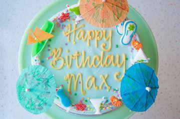 Picture of Confetti Celebration Cake
