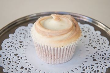 Picture of Cinnamon Roll Cupcake
