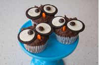 Picture of Oreo Owl Cupcakes