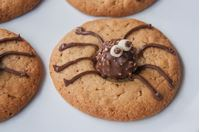 Picture of Peanut Butter Spider Cookies