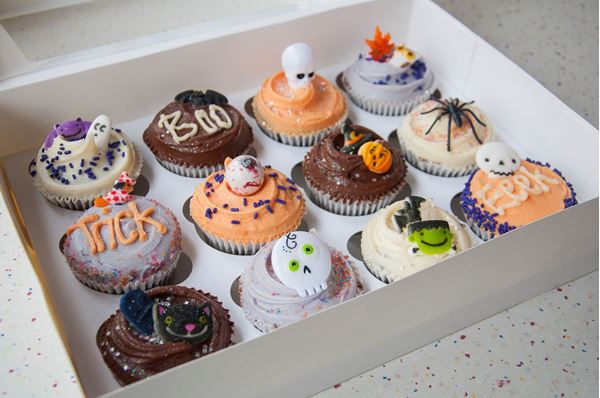 Picture of Halloween Large Gift Box