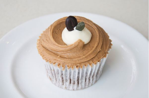 Picture of Pumpkin Spice Latte Cupcake