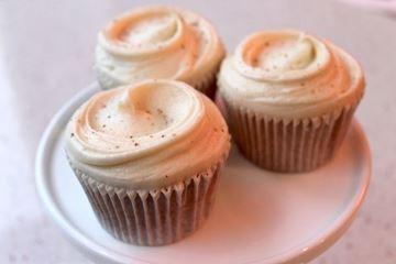 Picture of Eggnog Cupcake
