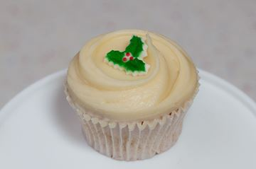 Picture of Christmas Mince Pudding Cupcake