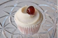 Picture of Bakewell Cupcake