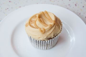 Picture of Sticky Toffee Cupcake