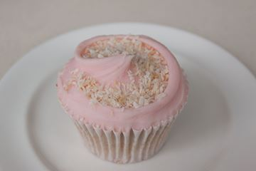 Picture of Coconut and Vanilla Cupcake