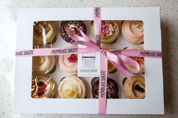Picture of Gift Box - 12 Regular Cupcakes
