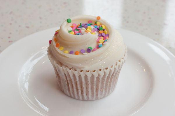 Picture of Gluten Free Vanilla Cupcake
