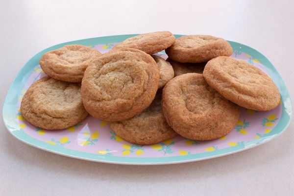 Picture of Snickerdoodle Cookies