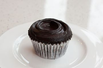 Picture of Vegan Chocolate Cupcake