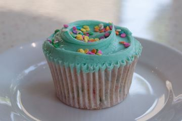 Picture of Confetti Cupcake