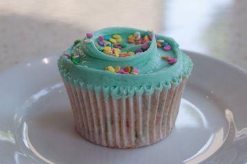 Picture of Confetti Cupcake