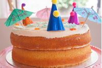 Picture of Aperol Spritz Celebration Cake
