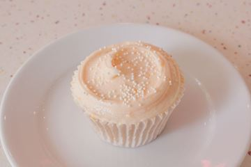 Picture of Aperol Spritz Cupcake