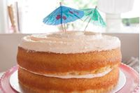 Picture of Aperol Spritz Layer Cake