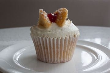 Picture of Butterfly Cupcakes