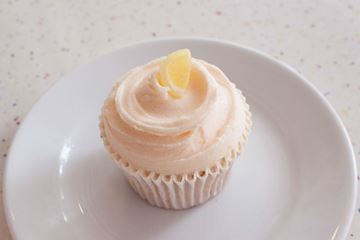 Picture of Campari & Grapefruit Cupcake
