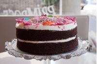 Picture of Chocolate Cheesecake Celebration Cake