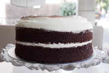 Picture of Chocolate Cheesecake Layer Cake