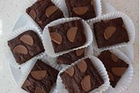 Picture of Chocolate Orange Brownie