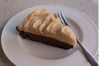 Picture of Chocolate Peanut Butter Pie