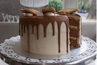 Picture of Cookie Butter Layer Cake