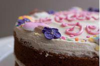 Picture of Gluten Free Sweet Potato Celebration Cake