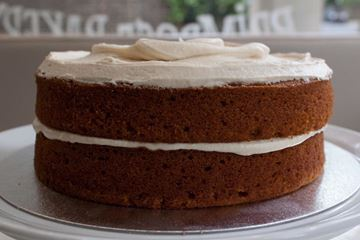 Picture of Gluten Free Sweet Potato Layer Cake