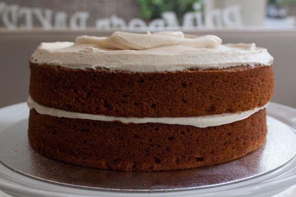 Picture of Gluten Free Sweet Potato Layer Cake