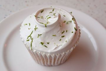 Picture of Key Lime Pie Cupcake