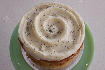 Picture of Lemon & Poppy Seed Layer Cake
