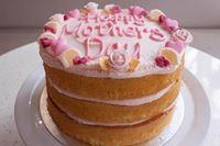 Picture of Lemon & Rose Celebration Cake