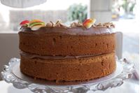 Picture of Peanut Butter Celebration Cake