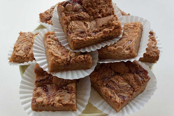 Picture of Peanut Butter Jelly Blondie