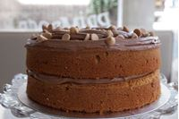 Picture of Peanut Butter Layer Cake