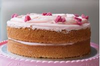 Picture of Rose Layer Cake
