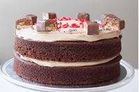 Picture of Snickers Celebration Cake