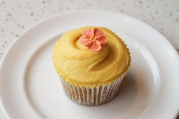 Picture of Mango Cupcake