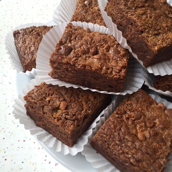 Picture of Malteser Brownie