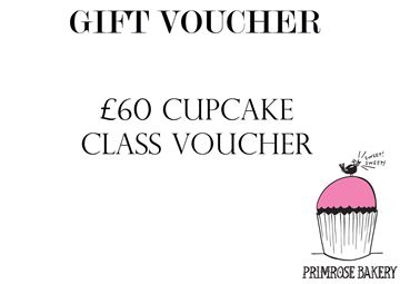 Picture of £60 Cupcake Class Voucher