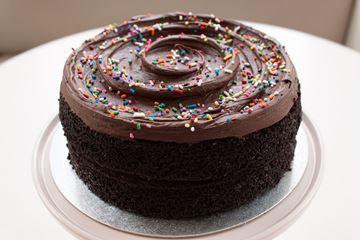Picture of Quinoa Layer Cake