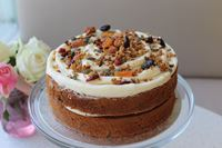 Picture of Honey Granola Layer Cake